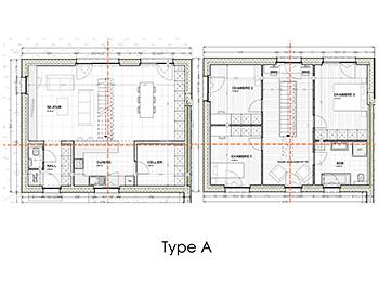 Viesion Passive Maisons Passives Projet Plan Peb